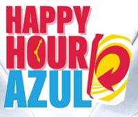Depois Do Enorme Sucesso Da Acao Happy Hour Azul Em Parceria Com A Skol Que Ofereceu Cerveja Voos Duracao De Mais Uma Hora Entre Dez Cidades