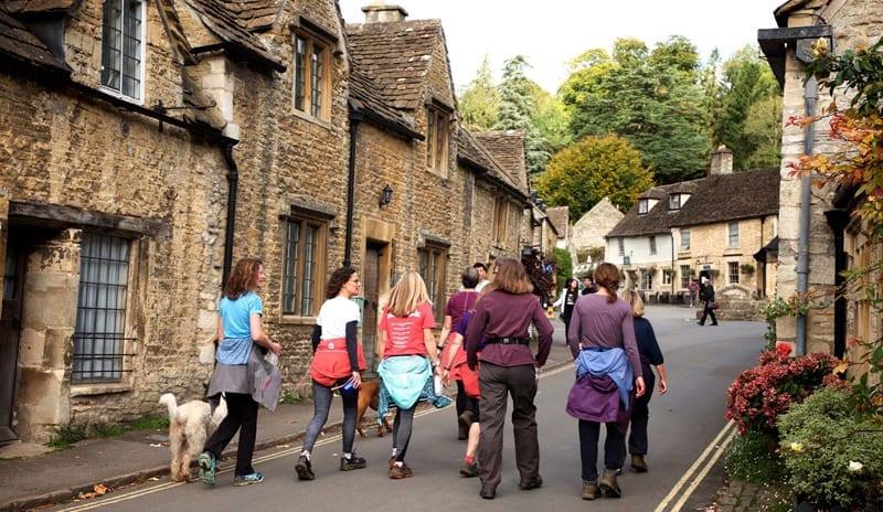 1ff6f2d1df A nova rota turística Great West Way tem 200 km entre Londres e Bristol  (Foto  Visit Britain Divulgação)