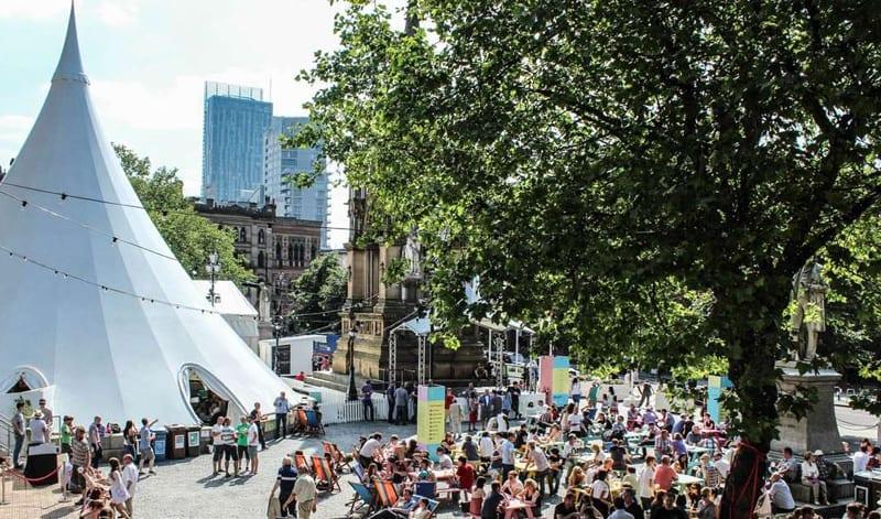 18f261d996 Manchester International Festival (Foto  Visit Manchester Divulgação)